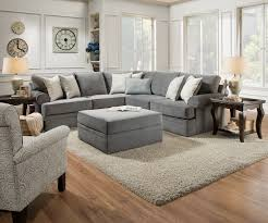 Simmons Flannel Charcoal Sofa Big Lots by Furniture Simmons Sectional Simmons Sofa Bed Simmons Couch