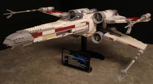 Lego X Wing Stand by Lego Star Wars Forum From Bricks To Bothans U2022 View Topic 10240
