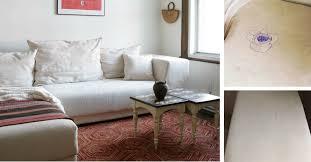 détacher un canapé comment détacher un canapé en suède blanc déconome