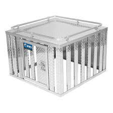 100 Uws Truck Boxes 36 X 36 SingleDoor Dog Box SKU DB3636 For 8012 By UWS