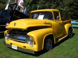1956 Ford F-100 Truck The Material Which I Can Produce Is Suitable ...