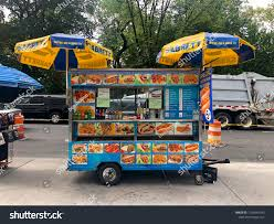 100 Nyc Food Truck S Vendors New York City Stock Photo Edit Now 1196949535