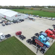 Map & Hours | IA & MN | Harrison Truck Centers