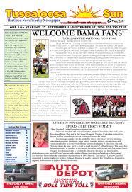 100 Mcgirt Trucking Tuscaloosa Sun Community Newspaper Sept 11 To 17 By Tuscaloosa Sun