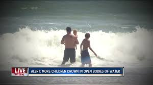 100 Worldwide Pools Study More Children Drown In Open Bodies Of Water Than Pools