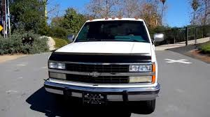 100 Used Chevy Truck For Sale Dually 3500 Pickup 1 Ton Custom 2 Owner 95K Mi