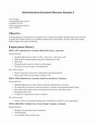 Medical Assistant Resume Examples No Experience Superb Samples Of Resumes Sample
