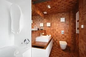 mosaik holzplatten an wand und decke in bild kaufen