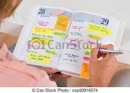 bureau en gros agenda femme travail bureau liste agenda confection gros plan