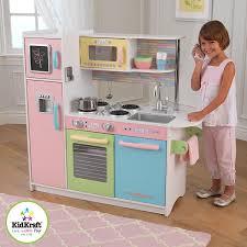 Kidkraft Grand Gourmet Corner Kitchen Play Set by Amazon Com Kidkraft Uptown Pastel Kitchen Playset Toys U0026 Games
