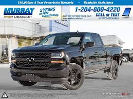 Check Out This 2018 Black Chevrolet Silverado 1500 Silverado Custom ...