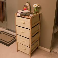 25 Lighters On My Dresser Mp3 Download by Amazon Com Lavish Home Organization Wood Fabric Four Drawer Unit