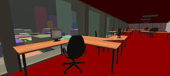 Procedurally Generating the Building Interior Furniture and