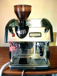 Combination Coffee Espresso Machines Machine Combo Maker Manual Steam 1 Krups