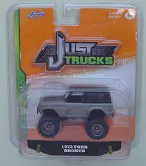 100 Just Trucks Jada Toys Ford Bronco