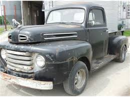 100 49 Ford Truck For Sale 19 F100 For ClassicCarscom CC955091