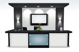 Furniture For Office Lobby Elegant Modern Reception Desks Contemporary And