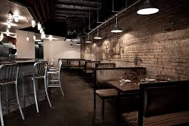 Rustic Industrial Restaurant Decor Grungy Vintage Extraordinary Cafe Interior