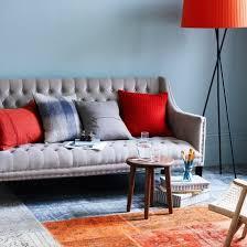 light blue grey living room gray and light blue living room