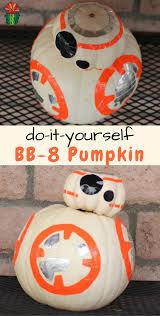 Star Wars Pumpkin Carving Ideas 2015 by Bb 8 Pumpkin Desert Chica