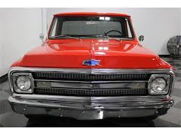 1969 Chevrolet C10 For Sale   ClassicCars.com   CC-1130957