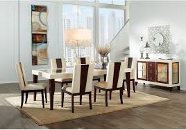 Sofia Vergara Dining Room Furniture by Impressive Sofia Vergara Dining Room Set Savona Ivory 5 Pc Counter