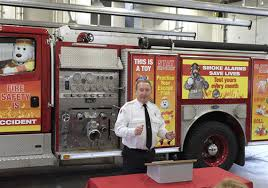 Old Fire Truck Is New Education Tool   Toledo Blade