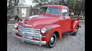 100 Pick Up Truck Rental Los Angeles 1950 Chevrolet 5 Window Up Classic Shortbed Daily Driver