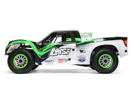 100 Losi Trucks LOSI Super Baja Rey 4WD Trophy Truck 16 RTR With AVC Technology