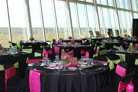 Chair Covers And Sashes - PINK TIE ONLINE