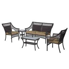 Garden Treasures Patio Furniture Manufacturer by Best 25 Resin Patio Furniture Ideas On Pinterest Cleaning Patio