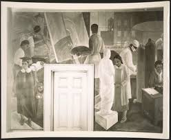 Harlem Hospital Wpa Murals by Public Design Commission Of The City Of New York U0027s Most