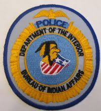 bia bureau of indian affairs ben s patch collection