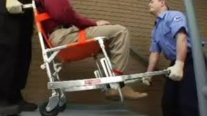 Ferno Stair Chair Video by Videos Category Stair Chair