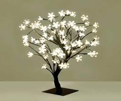 3ft Pre Lit Blossom Christmas Tree by Lit Twig Christmas Tree Christmas Lights Decoration