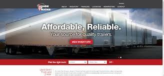 100 House Trucks Of Launches New Website Operations Work Truck