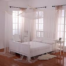 Twin Canopy Bed Drapes by Bed Canopies Canopy Bed Curtains Sears