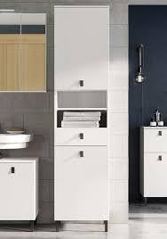 toledo badezimmer hochschrank weiß günstig möbel küchen büromöbel kaufen froschkönig24