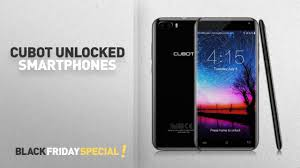 Black Friday CUBOT Magic Unlocked Smartphones Deals