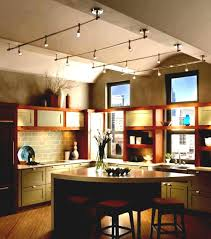 kitchen light fixture ideas low ceiling combined refrigerator