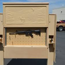 Wooden Gun Cabinet With Etched Glass by Custom Laser Engraving U0026 Laser Etching Custom Laser Specialty