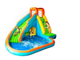 BIP 01 Kids Combo Inflatable Pool Slide