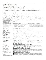 File Clerk Resume Medical Records Resumes Accounting Sample