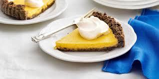 Pumpkin Pie With Gingersnap Crust by Meyer Lemon Tart With Gingersnap Crust And Almond Whipped Cream Recipe