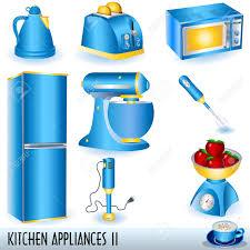 Appliance Blue Clipart 1