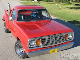 100 1978 Dodge Truck Lil Red Express Exclusive Photos Hot Rod Network
