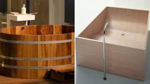 Interessane Gestaltung Eingelassene Badewanne Hölzerne Bretter Badewanne Aus Holz Sterreich Innenräume Und Möbel Ideen
