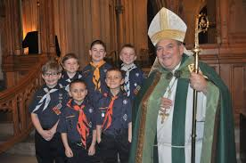 Bishop Pumpkin Patch Lincoln Ca by Holy Trinity Cub Scouts Honored News Tapinto