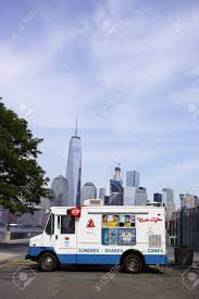 White Mister Softee Ice Cream Truck In Jersey City With New York ... A Traditional Mr Softee Icecream Van At The Albert Dock In 5 Things You Didnt Know About Mister Huffpost Only Living Girl New York Ice Cream Truck City Usa Stock Photo Brief History Of Inside Scoop As Summer Begins Nycs Softserve Turf War Reignites Eater Ny New York August 30 Ice Cream 100 Legal Protection Govts Food Ploy Is An Insult To Hong Kongs Venerable Behind The Scenes Softees Truck Garage Drive Master Soft A Faux