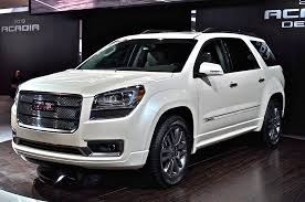 2013 GMC Acadia Live Photos: 2012 Chicago Auto Show Exceptional 2017 Gmc Acadia Denali Limited Slip Blog 2013 Review Notes Autoweek New 2019 Awd 2012 Photo Gallery Truck Trend St Louis Area Buick Dealer Laura Campton 2014 Vehicles For Sale Allwheel Drive Pictures Marlinton 2007 Does The All Terrain Live Up To Its Name Roads Used Chevrolet 2016 Slt1